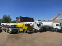 Торговая площадка Baltic Special Machinery Export