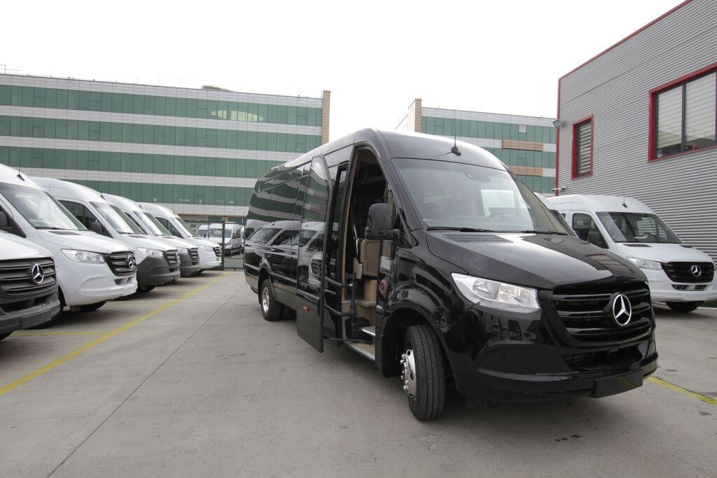 новый пассажирский микроавтобус MERCEDES-BENZ 519, vip *COC*