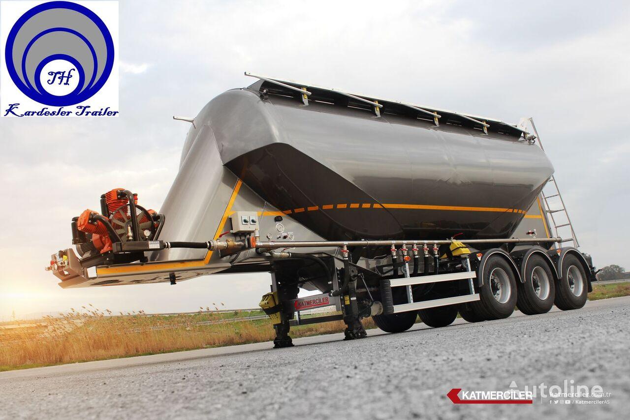 новый цементовоз KATMERCILER KardeslerTrailer