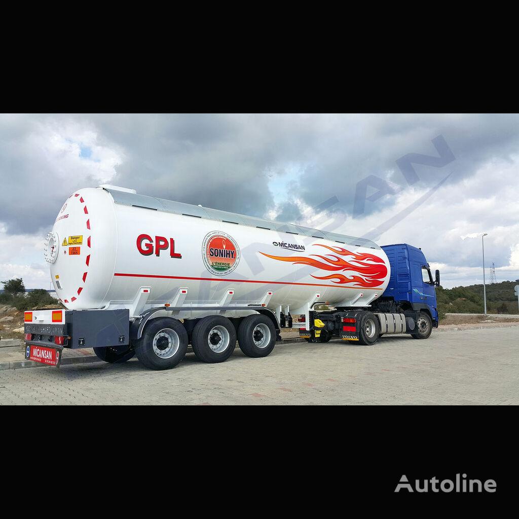 новая газовая цистерна MICANSAN BIG DISCOUNT 2021new product excellent 50 -55 m3 lpg