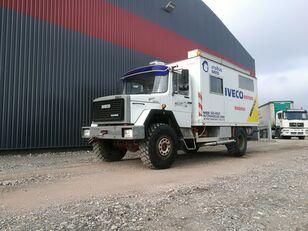 автофургон IVECO Magirus 120E16 4x4 Expedition truck
