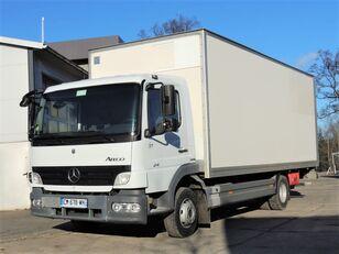 автофургон MERCEDES-BENZ Atego 818 kontener, 2012rok, EURO 5, AdBlue, DHOLLANDIA