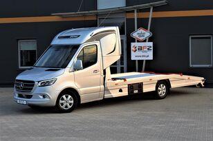 новый автовоз MERCEDES-BENZ Mercedes-Benz Sprinter 319 V6 LUFTFEDERUNG AB WERK Schlafkabine