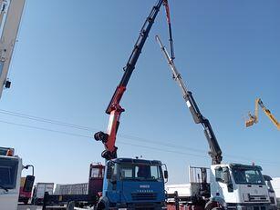 бортовой грузовик IVECO Trakker