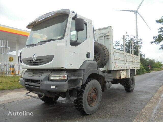 бортовой грузовик RENAULT Kerax 330 4x4