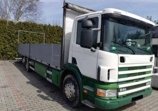 бортовой грузовик SCANIA G94-220