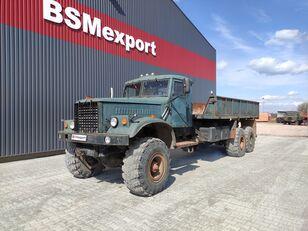 бортовой грузовик КРАЗ 255 B, 6x6