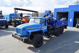 новый бортовой грузовик УРАЛ Бортовой автомобиль Урал 4320 с г/м АНТ-7,5-2