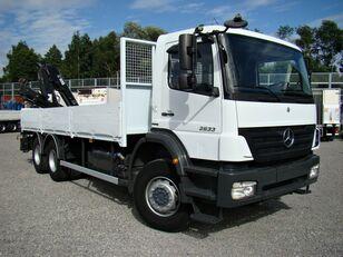 бортовой грузовик MERCEDES-BENZ Axor 2633 6x4 Darus
