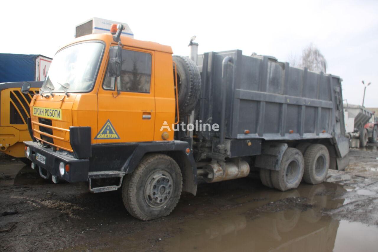 грузовик цементовоз TATRA 262 автоцементовоз-розподілювач