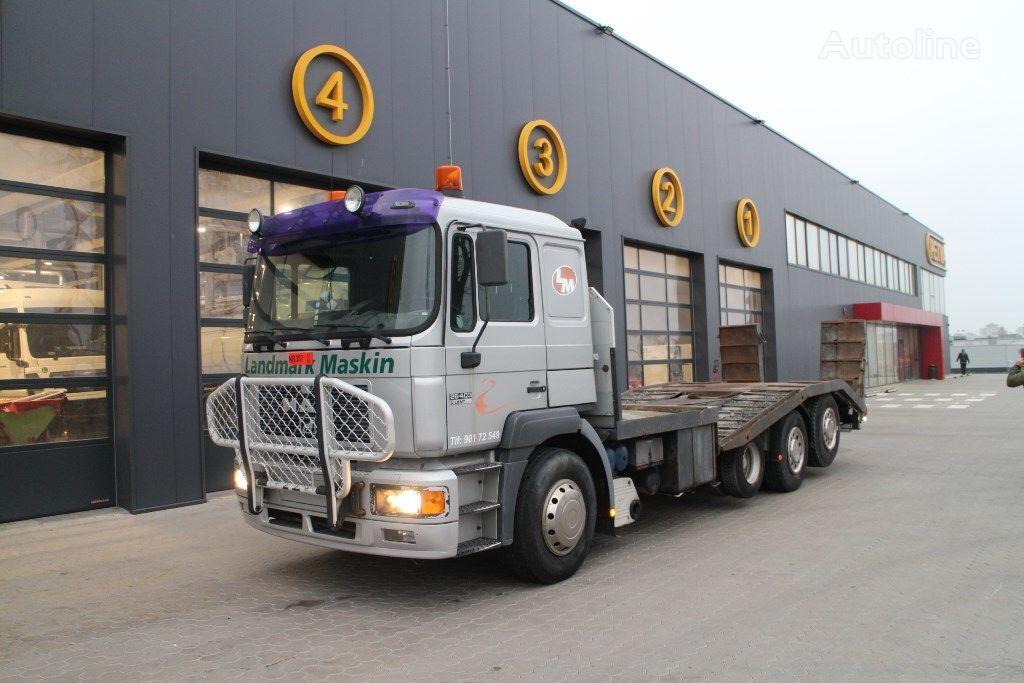 грузовик платформа MAN 26.403 original milage