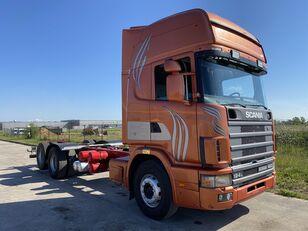 грузовик шасси SCANIA 124 420HP 6x2
