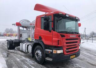 грузовик шасси SCANIA P 270 POD ZABUDOWE ASENIZACYJNY