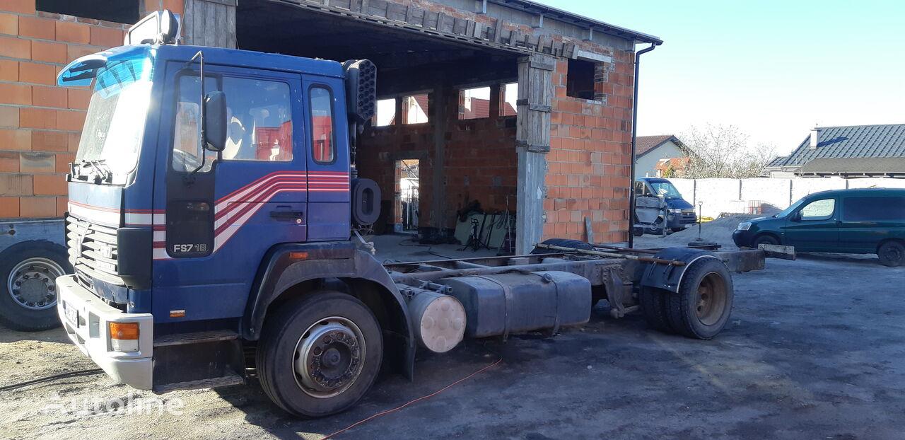 грузовик шасси VOLVO FS7 / 10 BOLT/ FL618