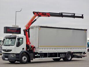 грузовик штора RENAULT LANDER 320 DXI