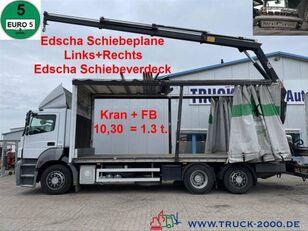 грузовик штора MERCEDES-BENZ 2636
