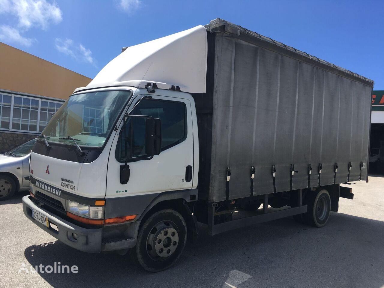 грузовик штора MITSUBISHI CANTER HD