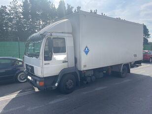 изотермический фургон MAN 11.224 ISOTERMO  PUERTA ELEVADORA