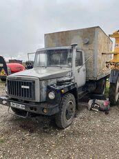 изотермический фургон ГАЗ 4301