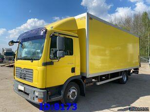 изотермический фургон MAN TGL 10.210