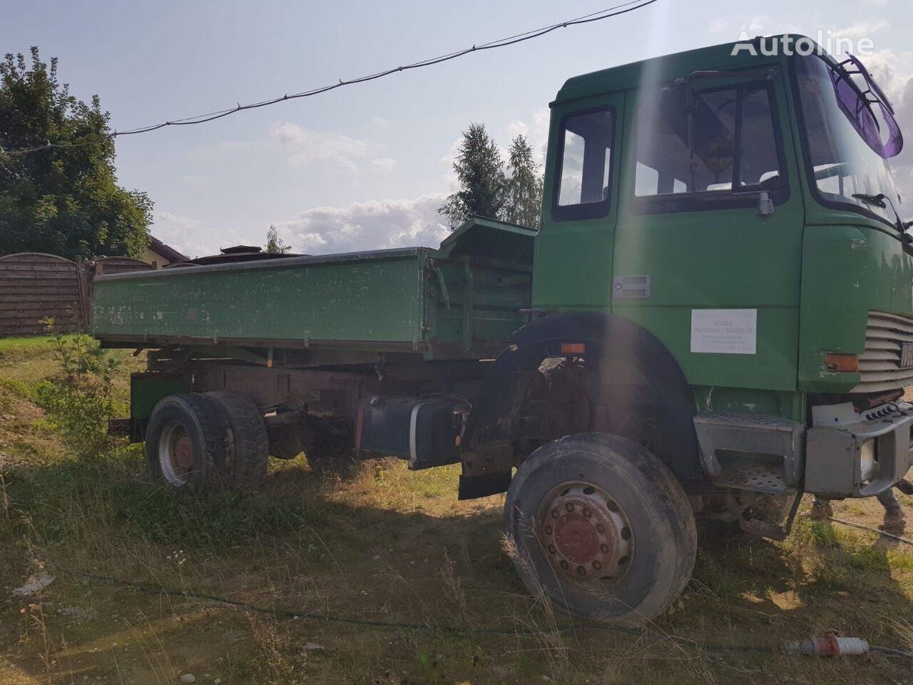 самосвал IVECO 180-25 4x4