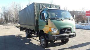 новый тентованный грузовик HYUNDAI HD 65 4х4