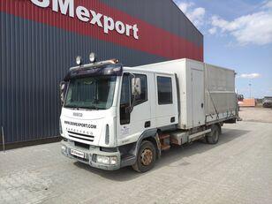 тентованный грузовик IVECO EuroCargo 80E21
