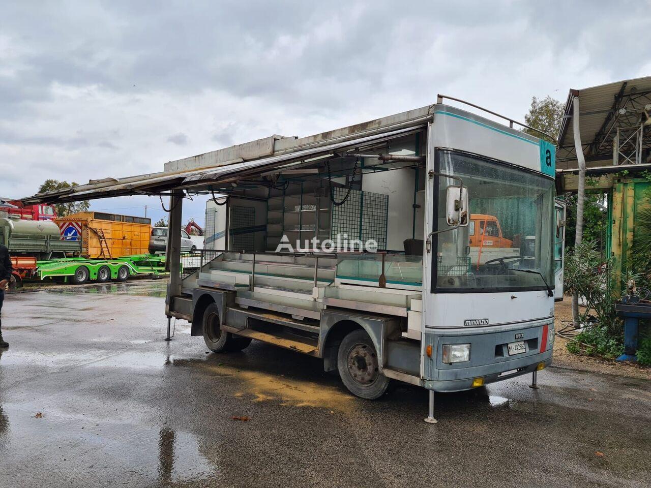 торговый грузовик IVECO Minonzio 99.18