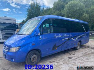 междугородний-пригородный автобус MERCEDES-BENZ 818 Sunrider