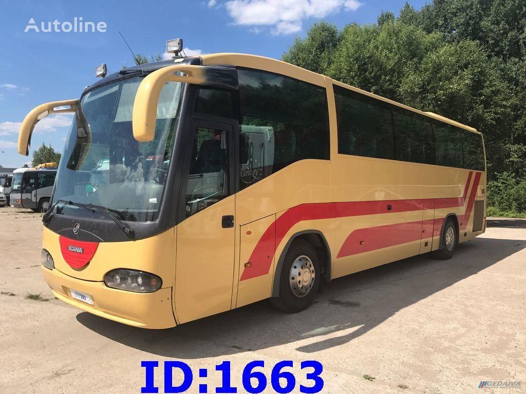 междугородний-пригородный автобус SCANIA Irizar Century