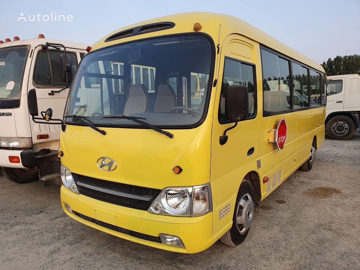 междугородний-пригородный автобус TOYOTA Coaster - / - Hyundai County .... 25 seats ....Airco.....