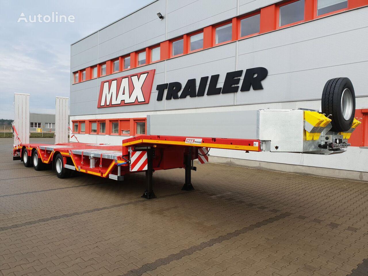 новый полуприцеп низкорамная платформа MAX Trailer MAX100-N-3-9.30-RM-M-U