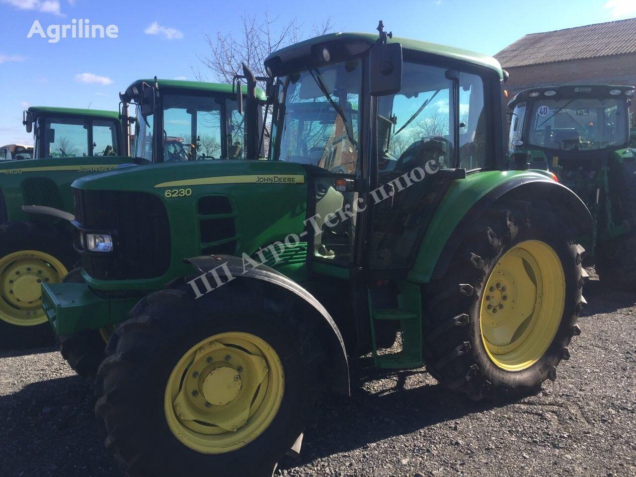 трактор колесный JOHN DEERE 6230