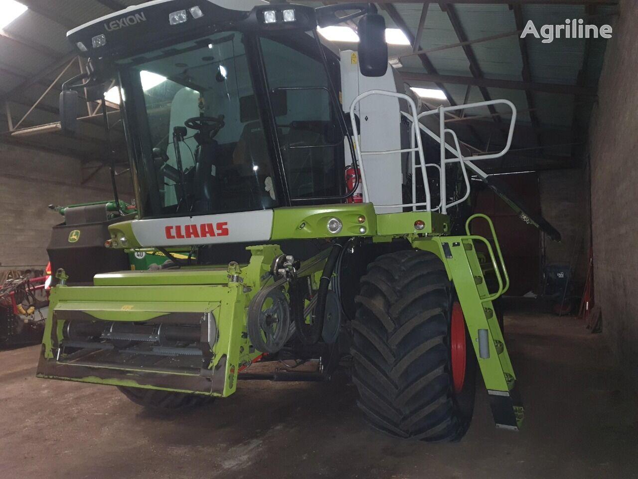 зерноуборочный комбайн CLAAS Lexion 600