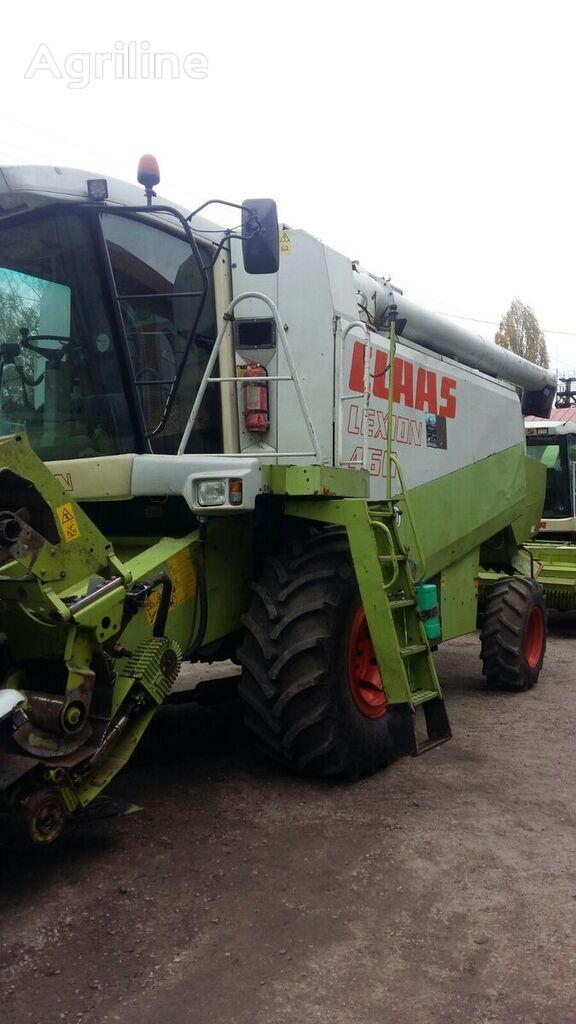 зерноуборочный комбайн CLAAS Lexion 460