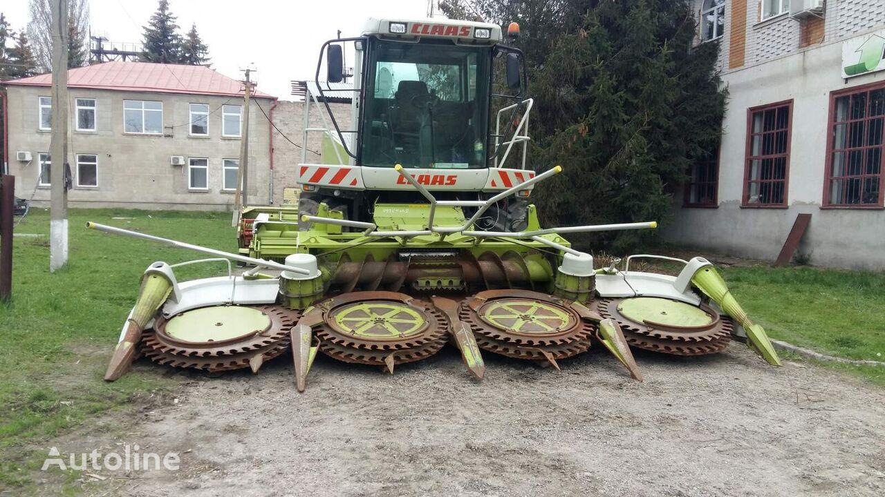жатка кукурузная CLAAS RU 600
