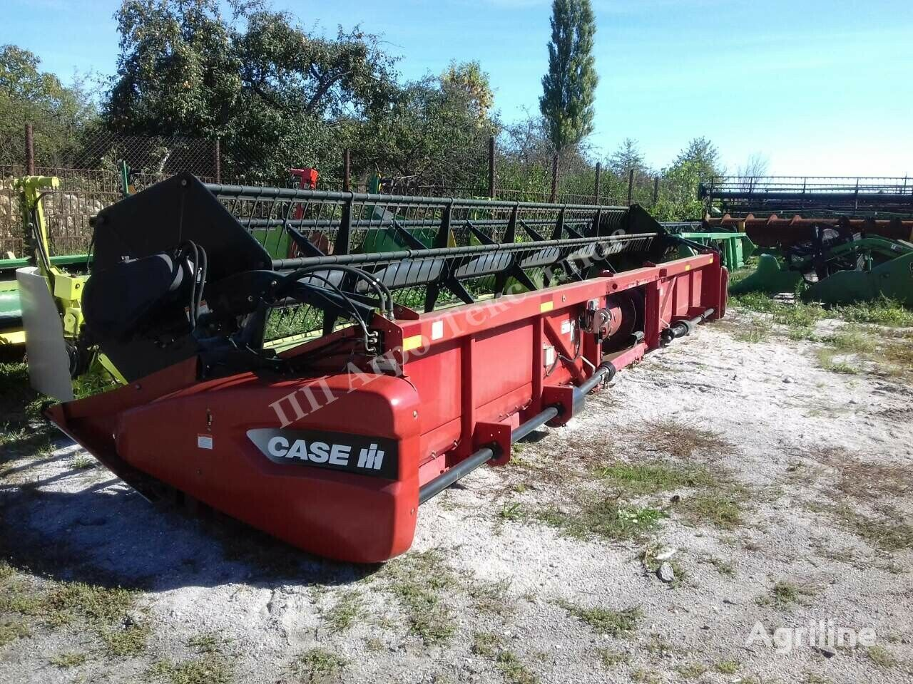 жатка зерновая CASE IH 2020 FLEX 30F
