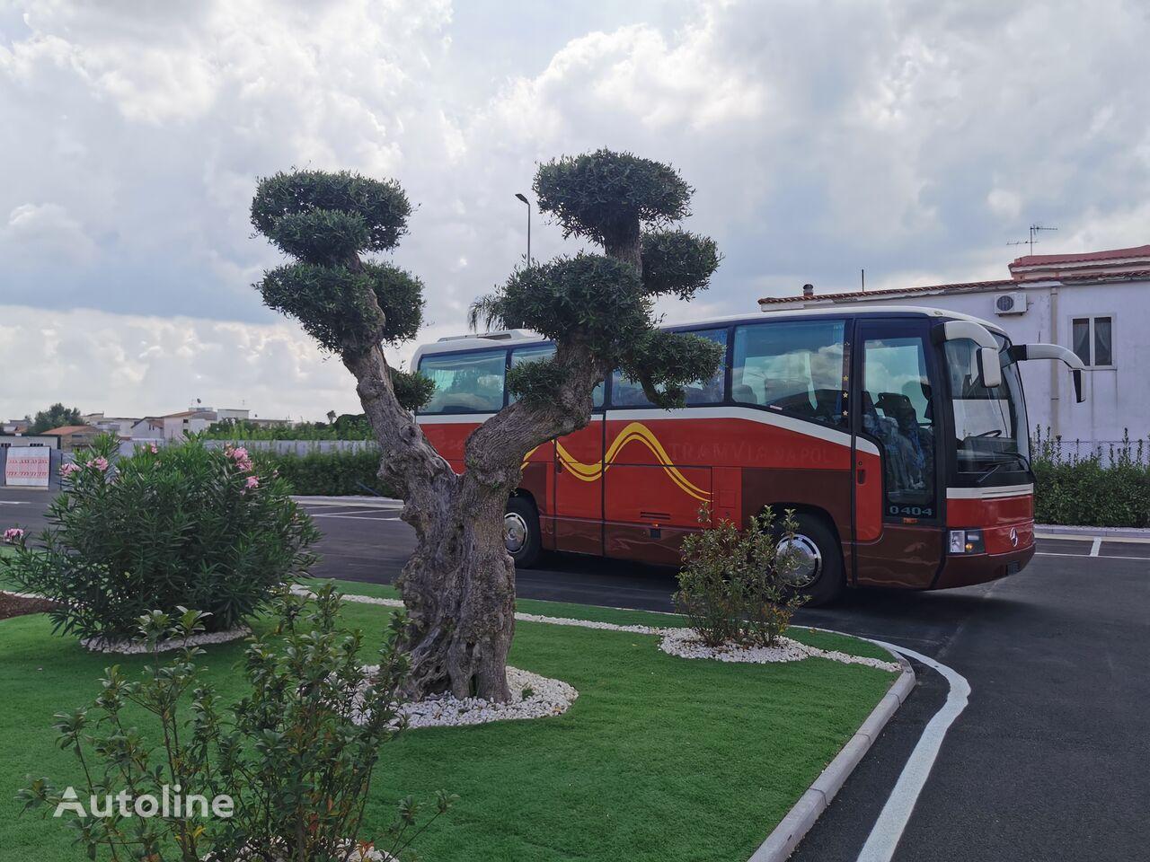 туристический автобус MERCEDES-BENZ MERCEDES BENZ 404 RHD POSTI 41