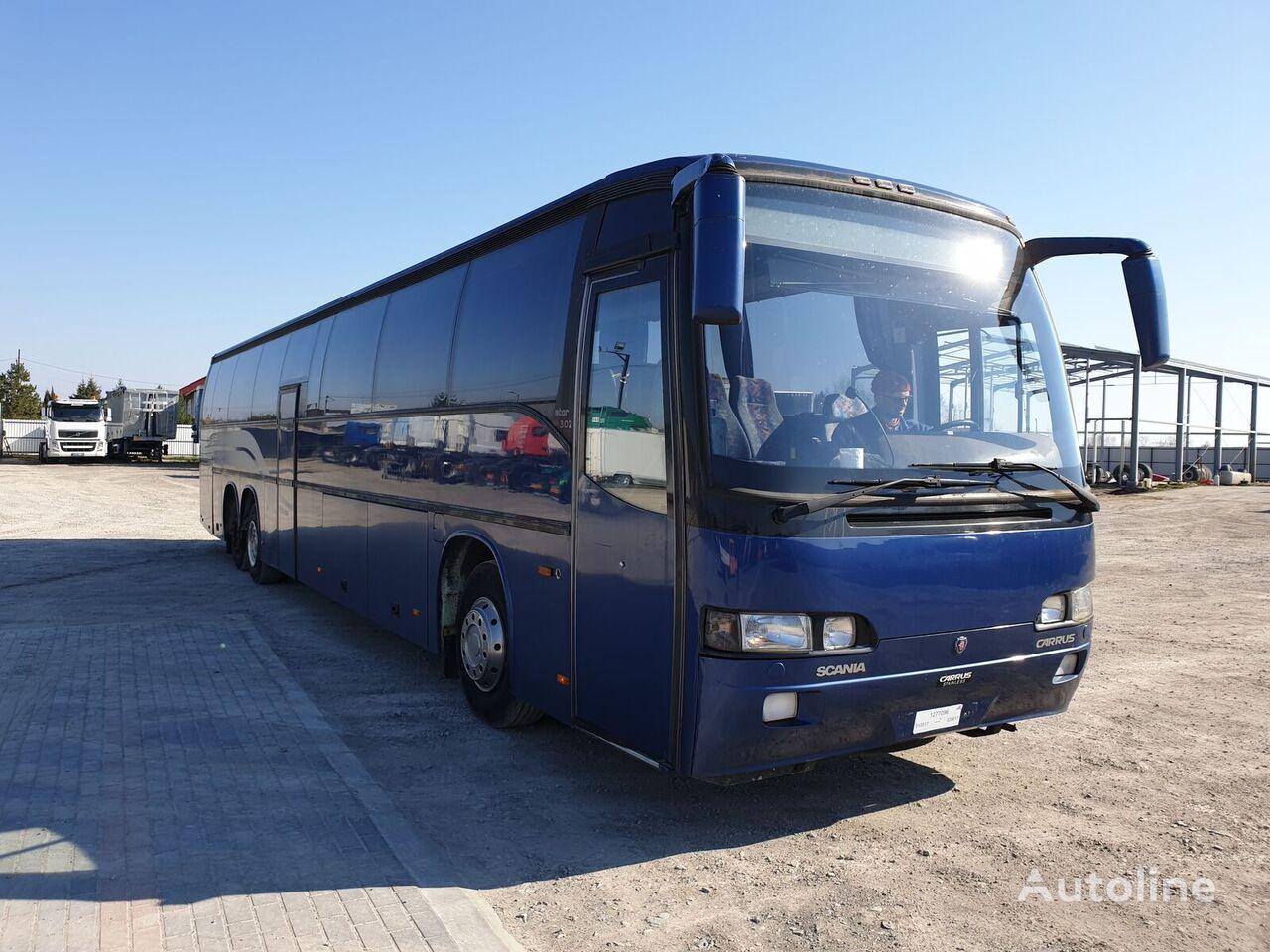 туристический автобус SCANIA Carrus K124 Star 302/ Klima/Webasto/Stan perfekt