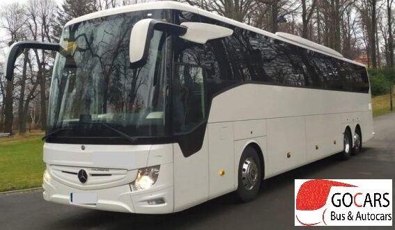 туристический автобус MERCEDES-BENZ Tourismo 17 RHD17