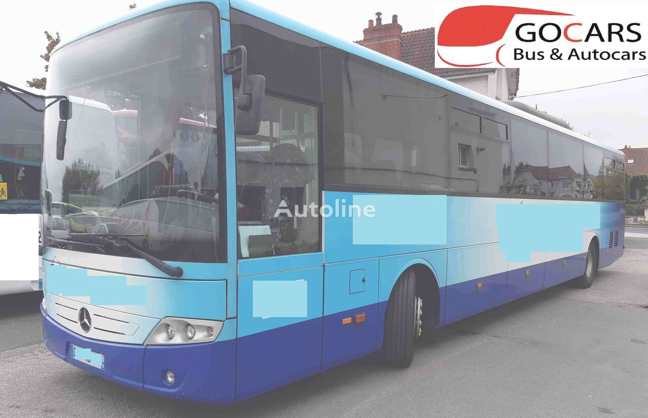 туристический автобус MERCEDES-BENZ intouro line + lift