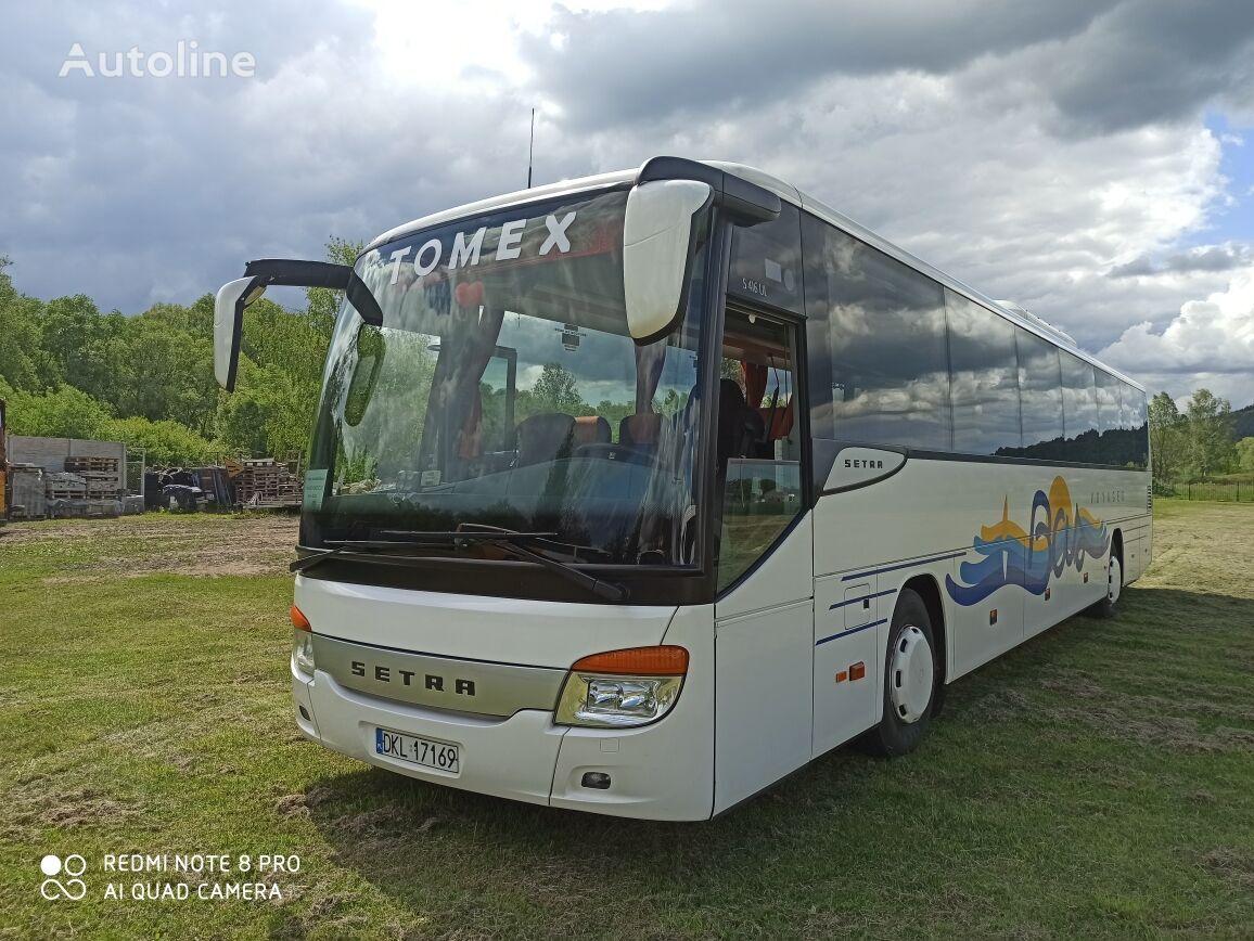 туристический автобус SETRA 416 GT-UL
