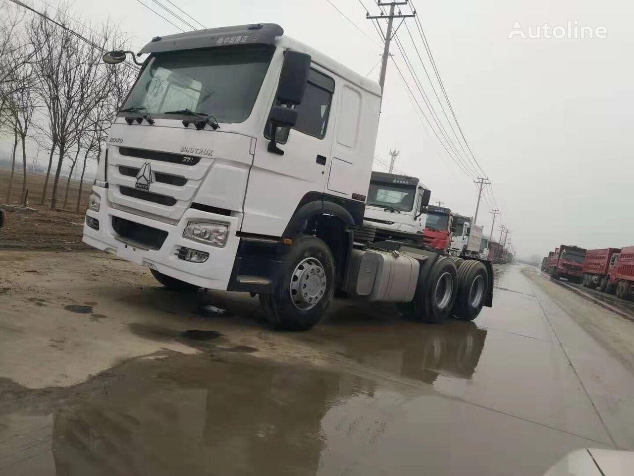 тягач HOWO Tractor truck