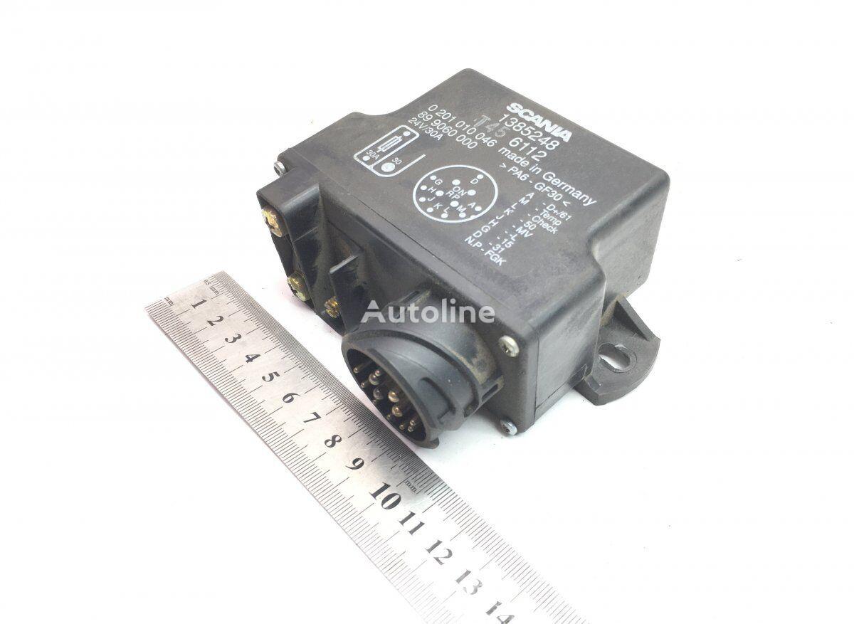 блок управления SCANIA 4-series 94 (01.95-12.04) (1385248) для грузовика SCANIA 4-series 94/114/124/144/164 (1995-2004)