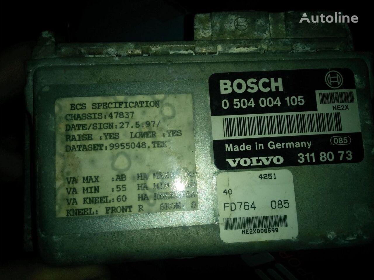 блок управления BOSCH 0285001160 Airbag Sensor 1438746 для автобуса SCANIA