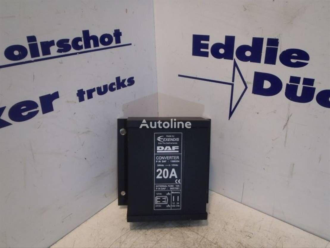 блок управления DAF OMVORMER (1726282) для грузовика DAF