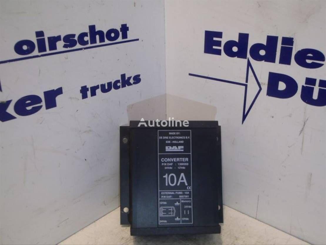 блок управления DAF OMVORMER OEM: 1726283 для грузовика