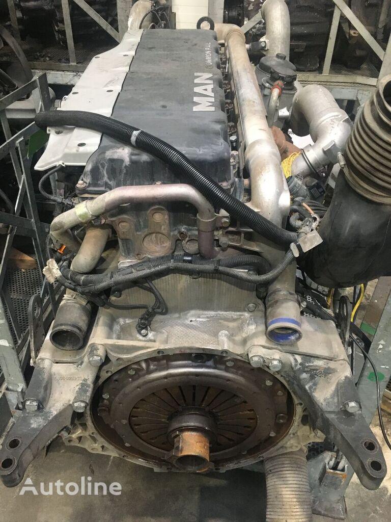 двигатель MAN TGA для грузовика