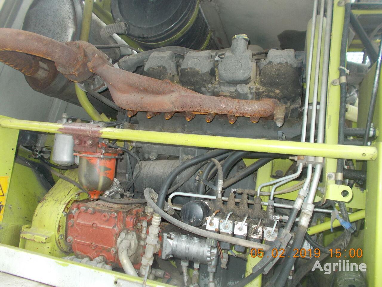 двигатель MERCEDES-BENZ OM 442 LA для зерноуборочного комбайна CLAAS Jaguar 860