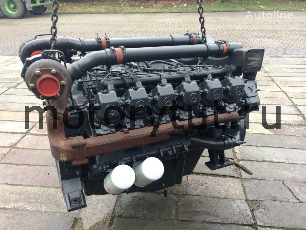 двигатель MERCEDES-BENZ OM 444 LA для асфальтоукладчика WIRTGEN